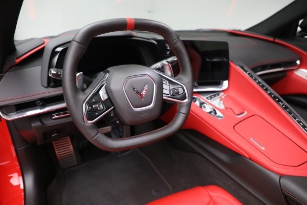 Used 2020 Chevrolet Corvette Stingray for sale Call for price at Maserati of Westport in Westport CT 06880 21