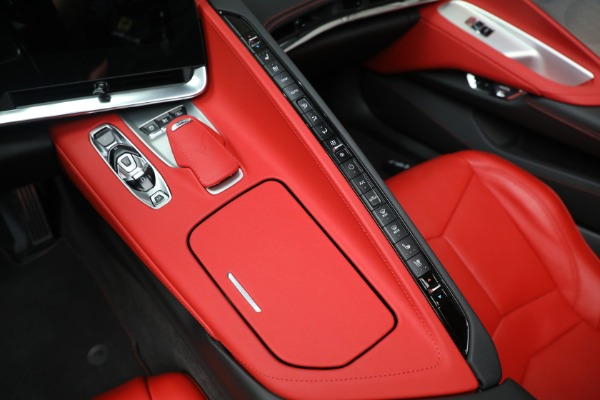 Used 2020 Chevrolet Corvette Stingray for sale Call for price at Maserati of Westport in Westport CT 06880 22