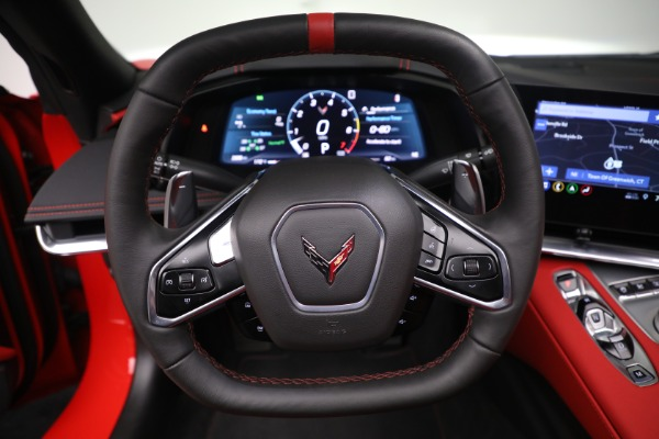 Used 2020 Chevrolet Corvette Stingray for sale Call for price at Maserati of Westport in Westport CT 06880 23