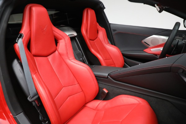 Used 2020 Chevrolet Corvette Stingray for sale Call for price at Maserati of Westport in Westport CT 06880 24