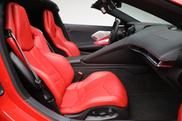 Used 2020 Chevrolet Corvette Stingray for sale Call for price at Maserati of Westport in Westport CT 06880 25