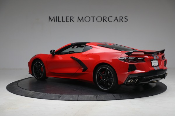 Used 2020 Chevrolet Corvette Stingray for sale Call for price at Maserati of Westport in Westport CT 06880 4