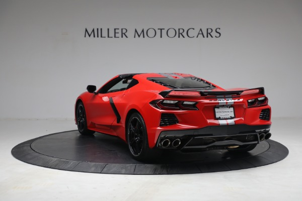 Used 2020 Chevrolet Corvette Stingray for sale Call for price at Maserati of Westport in Westport CT 06880 5