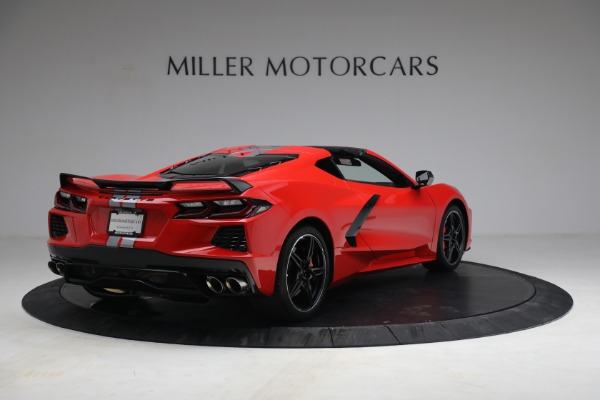 Used 2020 Chevrolet Corvette Stingray for sale Call for price at Maserati of Westport in Westport CT 06880 8