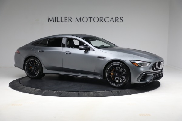 Used 2019 Mercedes-Benz AMG GT 63 for sale Call for price at Maserati of Westport in Westport CT 06880 10