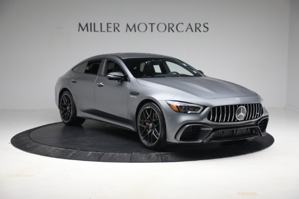 Used 2019 Mercedes-Benz AMG GT 63 for sale Call for price at Maserati of Westport in Westport CT 06880 11