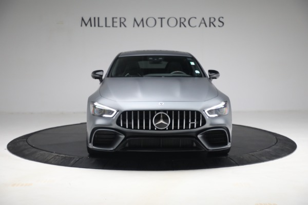 Used 2019 Mercedes-Benz AMG GT 63 for sale Call for price at Maserati of Westport in Westport CT 06880 12