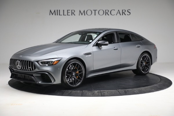 Used 2019 Mercedes-Benz AMG GT 63 for sale Call for price at Maserati of Westport in Westport CT 06880 2