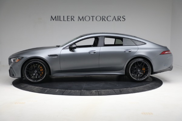 Used 2019 Mercedes-Benz AMG GT 63 for sale Call for price at Maserati of Westport in Westport CT 06880 3