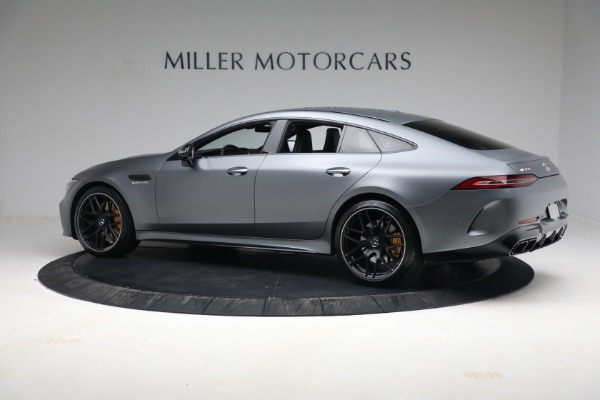 Used 2019 Mercedes-Benz AMG GT 63 for sale Call for price at Maserati of Westport in Westport CT 06880 4