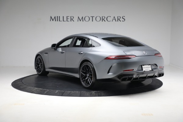 Used 2019 Mercedes-Benz AMG GT 63 for sale Call for price at Maserati of Westport in Westport CT 06880 5