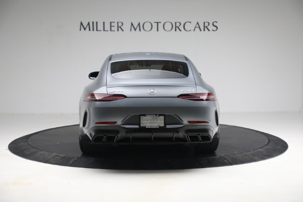 Used 2019 Mercedes-Benz AMG GT 63 for sale Call for price at Maserati of Westport in Westport CT 06880 6