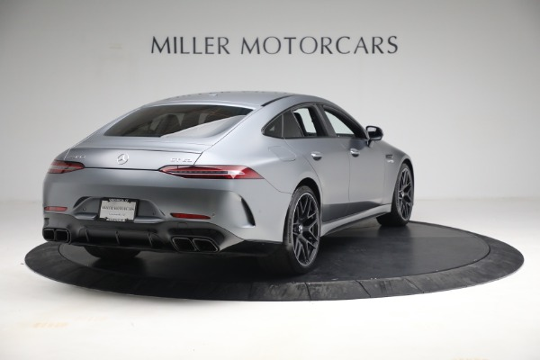 Used 2019 Mercedes-Benz AMG GT 63 for sale Call for price at Maserati of Westport in Westport CT 06880 7