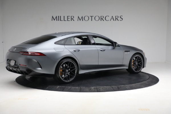 Used 2019 Mercedes-Benz AMG GT 63 for sale Call for price at Maserati of Westport in Westport CT 06880 8