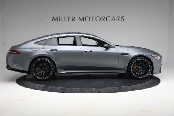 Used 2019 Mercedes-Benz AMG GT 63 for sale Call for price at Maserati of Westport in Westport CT 06880 9