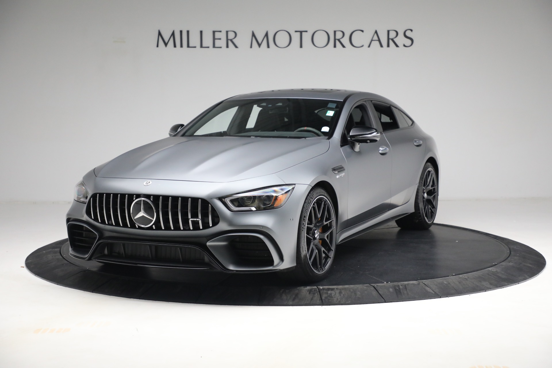 Used 2019 Mercedes-Benz AMG GT 63 for sale Call for price at Maserati of Westport in Westport CT 06880 1