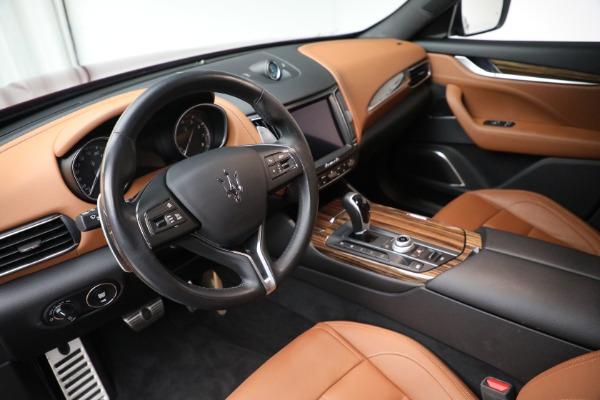 Used 2018 Maserati Levante GranSport for sale $57,900 at Maserati of Westport in Westport CT 06880 13