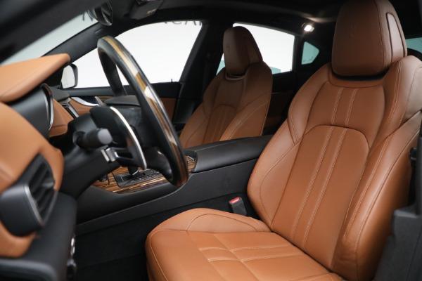 Used 2018 Maserati Levante GranSport for sale $57,900 at Maserati of Westport in Westport CT 06880 15