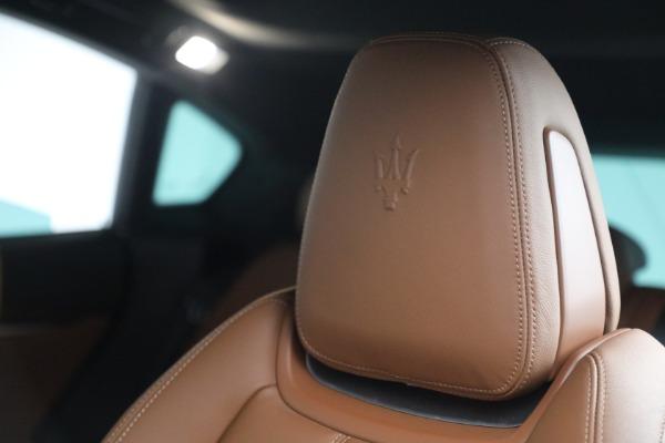 Used 2018 Maserati Levante GranSport for sale $57,900 at Maserati of Westport in Westport CT 06880 16