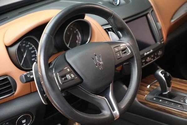Used 2018 Maserati Levante GranSport for sale $57,900 at Maserati of Westport in Westport CT 06880 17
