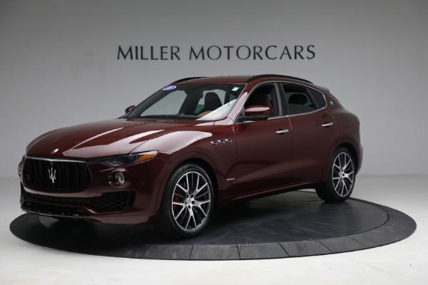 Used 2018 Maserati Levante GranSport for sale $57,900 at Maserati of Westport in Westport CT 06880 2