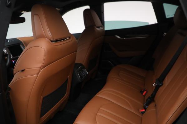 Used 2018 Maserati Levante GranSport for sale $57,900 at Maserati of Westport in Westport CT 06880 21