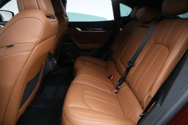 Used 2018 Maserati Levante GranSport for sale $57,900 at Maserati of Westport in Westport CT 06880 22
