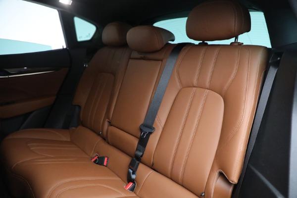 Used 2018 Maserati Levante GranSport for sale $57,900 at Maserati of Westport in Westport CT 06880 23