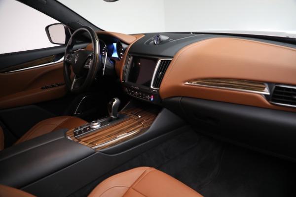 Used 2018 Maserati Levante GranSport for sale $57,900 at Maserati of Westport in Westport CT 06880 25