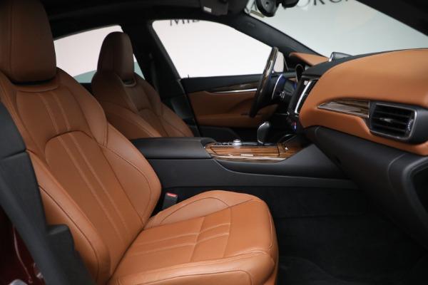 Used 2018 Maserati Levante GranSport for sale $57,900 at Maserati of Westport in Westport CT 06880 26