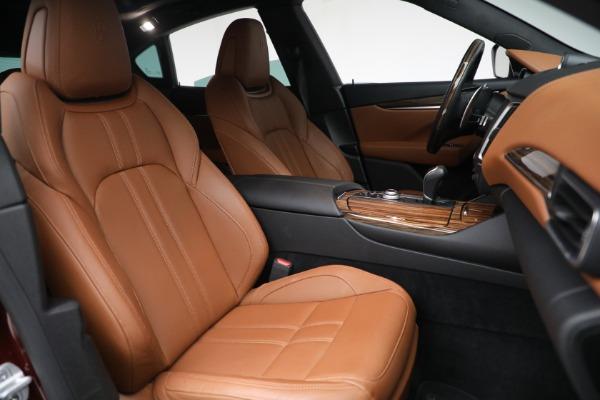 Used 2018 Maserati Levante GranSport for sale $57,900 at Maserati of Westport in Westport CT 06880 27