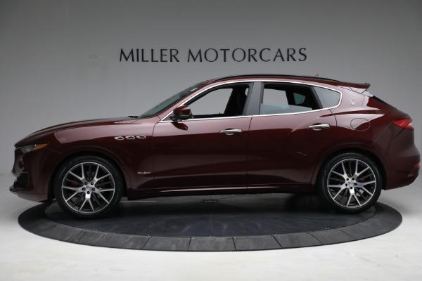 Used 2018 Maserati Levante GranSport for sale $57,900 at Maserati of Westport in Westport CT 06880 3