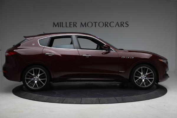 Used 2018 Maserati Levante GranSport for sale $57,900 at Maserati of Westport in Westport CT 06880 9