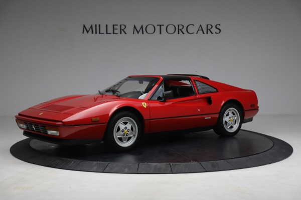 Used 1988 Ferrari 328 GTS for sale Call for price at Maserati of Westport in Westport CT 06880 14
