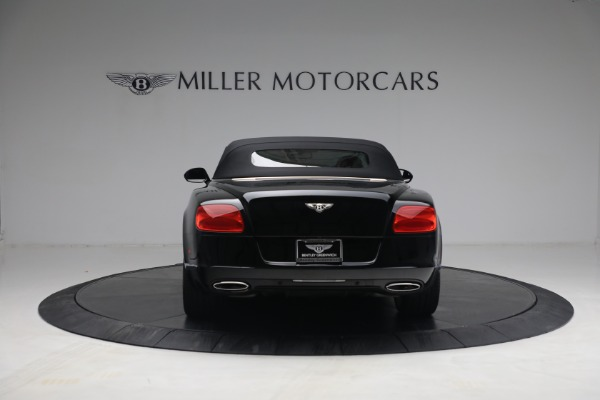 Used 2012 Bentley Continental GTC GT for sale $119,900 at Maserati of Westport in Westport CT 06880 16