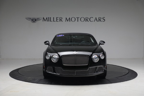 Used 2012 Bentley Continental GTC GT for sale $119,900 at Maserati of Westport in Westport CT 06880 21