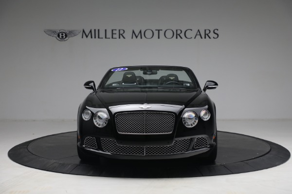 Used 2012 Bentley Continental GTC GT for sale $119,900 at Maserati of Westport in Westport CT 06880 23