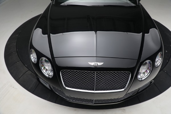 Used 2012 Bentley Continental GTC GT for sale $119,900 at Maserati of Westport in Westport CT 06880 24
