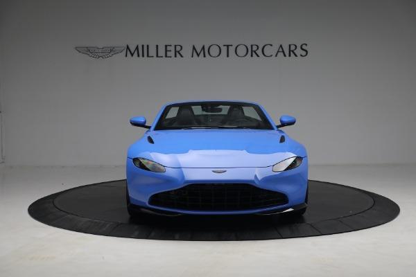 New 2021 Aston Martin Vantage Roadster for sale $186,386 at Maserati of Westport in Westport CT 06880 10