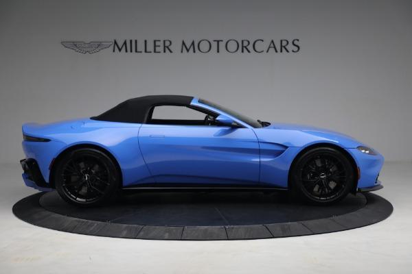 New 2021 Aston Martin Vantage Roadster for sale $186,386 at Maserati of Westport in Westport CT 06880 16