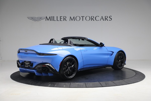 New 2021 Aston Martin Vantage Roadster for sale $186,386 at Maserati of Westport in Westport CT 06880 6