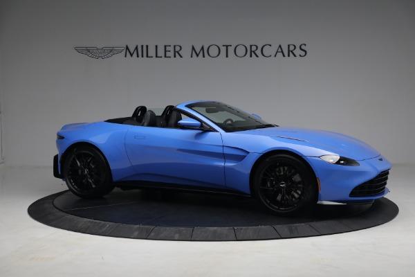 New 2021 Aston Martin Vantage Roadster for sale $186,386 at Maserati of Westport in Westport CT 06880 8