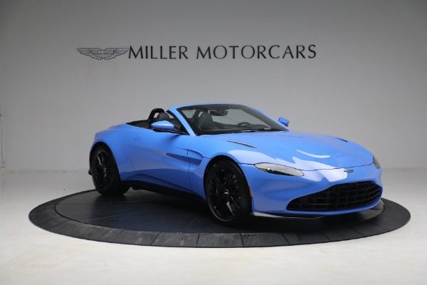 New 2021 Aston Martin Vantage Roadster for sale $186,386 at Maserati of Westport in Westport CT 06880 9