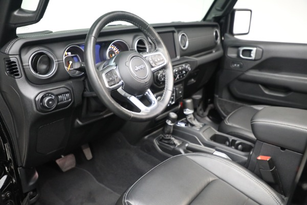 Used 2020 Jeep Wrangler Unlimited Sahara for sale Call for price at Maserati of Westport in Westport CT 06880 19