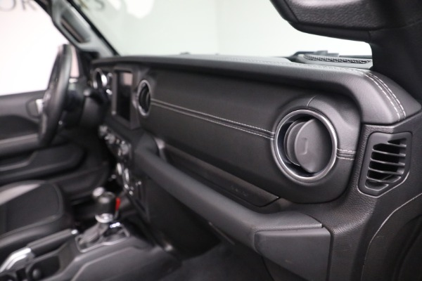 Used 2020 Jeep Wrangler Unlimited Sahara for sale Call for price at Maserati of Westport in Westport CT 06880 21