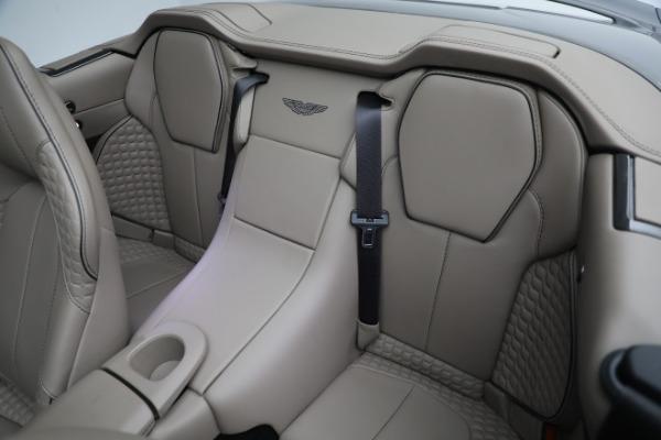 New 2016 Aston Martin Vanquish Volante for sale Sold at Maserati of Westport in Westport CT 06880 26