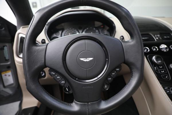 New 2016 Aston Martin Vanquish Volante for sale Sold at Maserati of Westport in Westport CT 06880 27