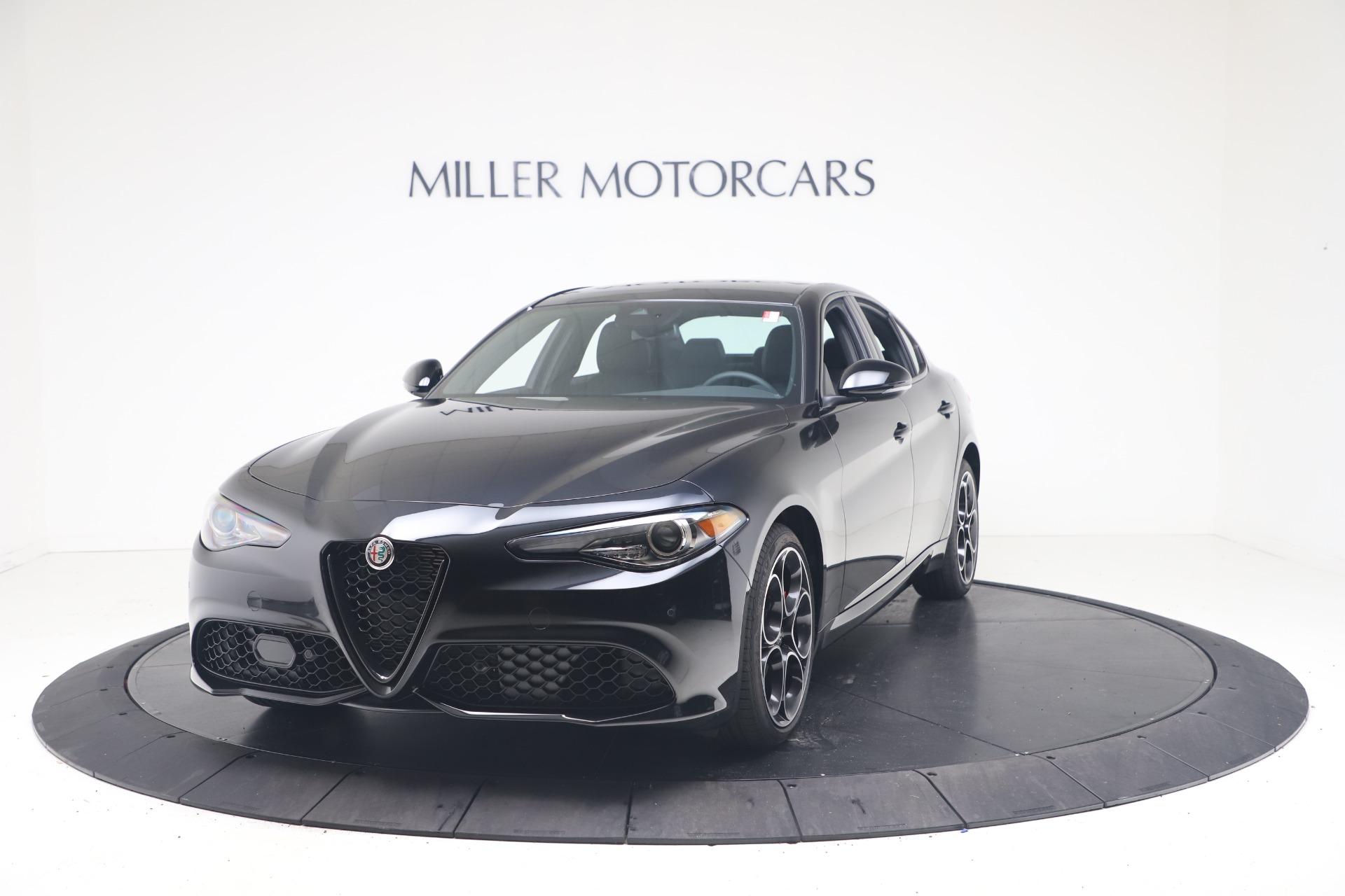 New 2022 Alfa Romeo Giulia Veloce for sale $52,045 at Maserati of Westport in Westport CT 06880 1