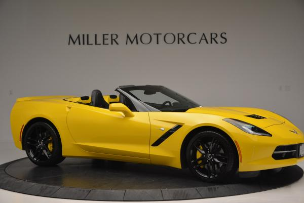 Used 2014 Chevrolet Corvette Stingray Z51 for sale Sold at Maserati of Westport in Westport CT 06880 10