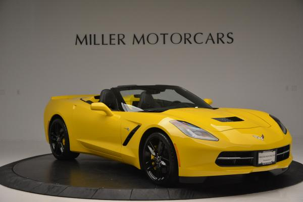 Used 2014 Chevrolet Corvette Stingray Z51 for sale Sold at Maserati of Westport in Westport CT 06880 11